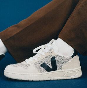 Sneaker Damen - V-10 Flannel - Veja