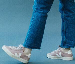 Sneaker Damen - Campo Nubuck - Veja