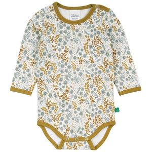 Langarm Baby Body *Botany* GOTS & Bio- Baumwolle | Freds World - Freds World - Green Cotton
