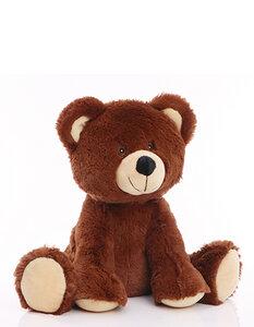 MiniFeet® RecycelBär Kuscheliger Teddy aus rPET - MBW MiniFeet® RecycelBär