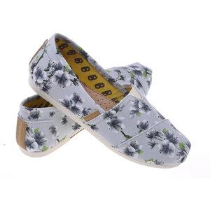 Blue Flower - shoemates