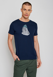 Animal Walrus Guide - T-Shirt 100% Bio-Baumwolle - GreenBomb
