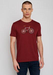 Bike Easy Guide - T-Shirt 100% Bio-Baumwolle - GreenBomb