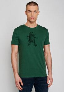Animal Capy Guide - T-Shirt 100% Bio-Baumwolle - GreenBomb