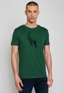 Animal Ram Guide - T-Shirt 100% Bio-Baumwolle - GreenBomb