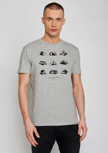 Nature Outdoor Freak Guide - T-Shirt 100% Bio-Baumwolle - GreenBomb