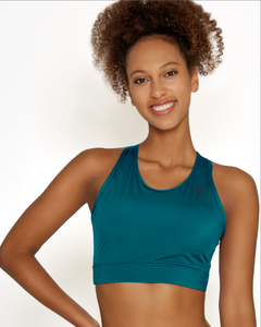 Sports Bra Amien - Crystal Flow - out of the ocean