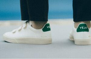 Klett- Sneaker Herren - Recife Chromefree - Veja