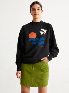 Med Sweatshirt - thinking mu
