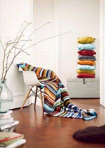 """Ethno Kollektion Wohndecke """"Lima"""", Farbe multicolor' für ein modernes Ambiente - biederlack"""
