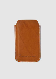 Iphone Cover Buffalo Brown - KnowledgeCotton Apparel