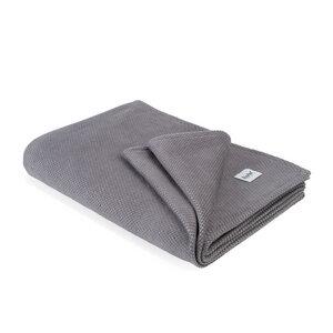 Kushel Decke Woven - klimapositive Kuscheldecke aus Holz - Kushel Towels