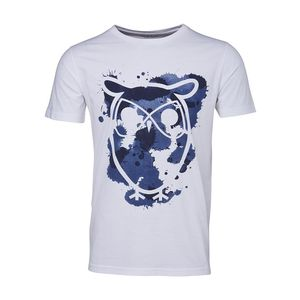 Tee With Owl Print - KnowledgeCotton Apparel