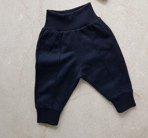 soki Tencel Baby Pants in navy - Unisex - soki