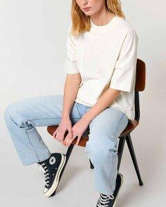YTWOO Recyceltes Oversize T-Shirt aus Bio Baumwolle - YTWOO