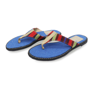 "Sandale für Damen ""Rio"". Upcycling & Vegan - Luna Viva"