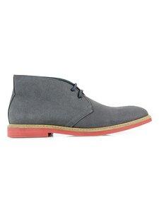 Desert Boots Grey - Wills Vegan Shoes