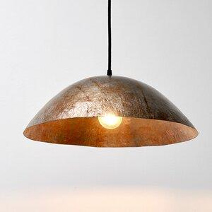 Deckenlampe Hängeleuchte aus recycelten Ölfässern 38-42cm Durchmesser Industrial Design Upcycling - Moogoo Creative Africa