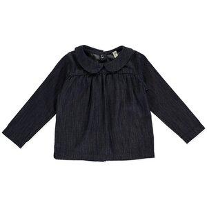 Shirt Mina Denim - Bio-Denim - Peter Jo Kids