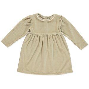 Babykleid aus Bio-Cordsamt/ Dress Maggie - Peter Jo Kids
