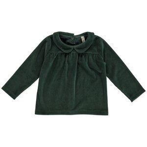 Bluse aus Bio-Cordsamt/ Shirt Mina - Peter Jo Kids