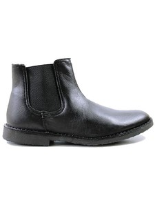Dealer Boots Black - WILLS LONDON