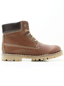 Kids Dock Boots Chestnut - WILLS LONDON
