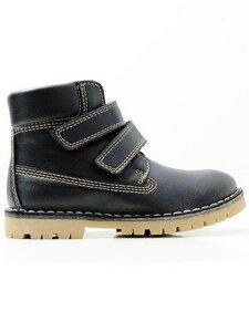 Kids Dock Boots Black - WILLS LONDON