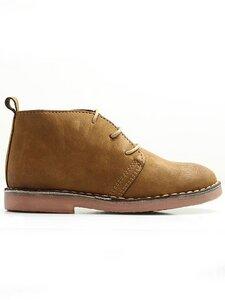 Desert Boots Brown - WILLS LONDON