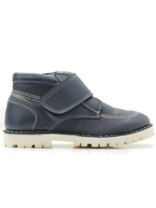 Low Boots Dark Blue - Wills Vegan Shoes