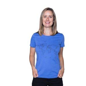 "Damen T- Shirt ""ELDreamworld"" - ecolodge fashion"