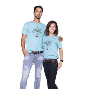 """Unisex T- Shirt """"ELWanderer"""" - ecolodge fashion"""