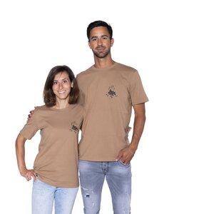 """Unisex T- Shirt """"ELLagerfeuer"""" - ecolodge fashion"""