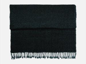 Umschlagtuch, aus 50% Yak-Wolle und 50% Baumwolle - El Puente
