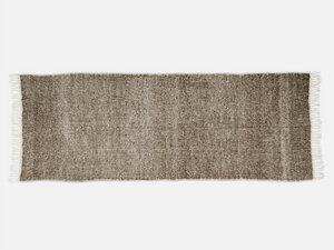 Umschlagtuch, handgewebt aus 50% Yak-Wolle und 50% Baumwolle - El Puente