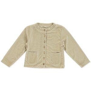 Jäckchen aus Bio-Cordsamt / Jacket Mary - Peter Jo Kids