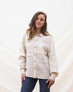 Leinen Hemd für Erwachsene / Bobbie Shirt Adult - Matona