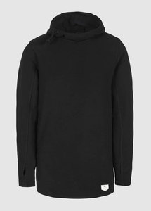 Sherpa Lightweight Hoody Anthracite - bleed