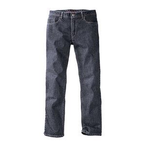 Herren Jeans Manchester Grau - brainshirt