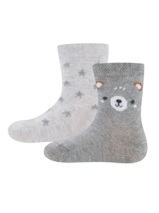 Baby und Kinder Socken 2er-Pack - ewers
