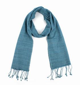 Schal aus 100% Ahimsa-Seide aus gewaltfreier Produktion - El Puente