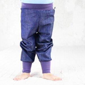 Jeans-Hose 'indigo meets purple' - Carlique