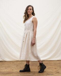 Leinen Kleid für Frauen / Marla Dress Women - Matona