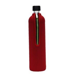 Dora´s 0,5l Trinkflasche mit Neoprenbezug - verschiedene Farben - Dora