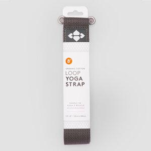 Yogagurt Loop aus Bio-Baumwolle - Halfmoon