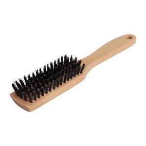 Redecker Haarbürste für kämmen ohne ziepen aus Buchenholz - Redecker - das Bürstenhaus