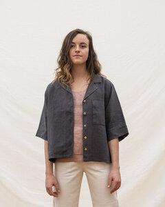 Leinen Hemd für Frauen / Ari Shirt Women - Matona