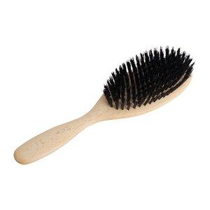 Redecker Haar-Bürste gew. Buchenholz Borste f. langes, feines Haar - Redecker - das Bürstenhaus