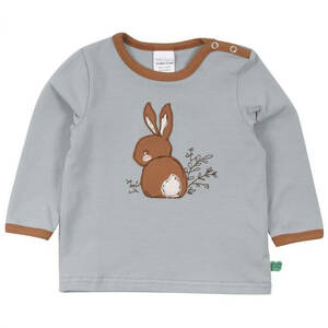 Baby Longsleeve *Hello Bunny* GOTS & Bio- Baumwolle   Freds World - Freds World