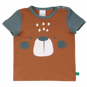 Baby T- Shirt *Bear* GOTS & Bio- Baumwolle | Freds World - Freds World